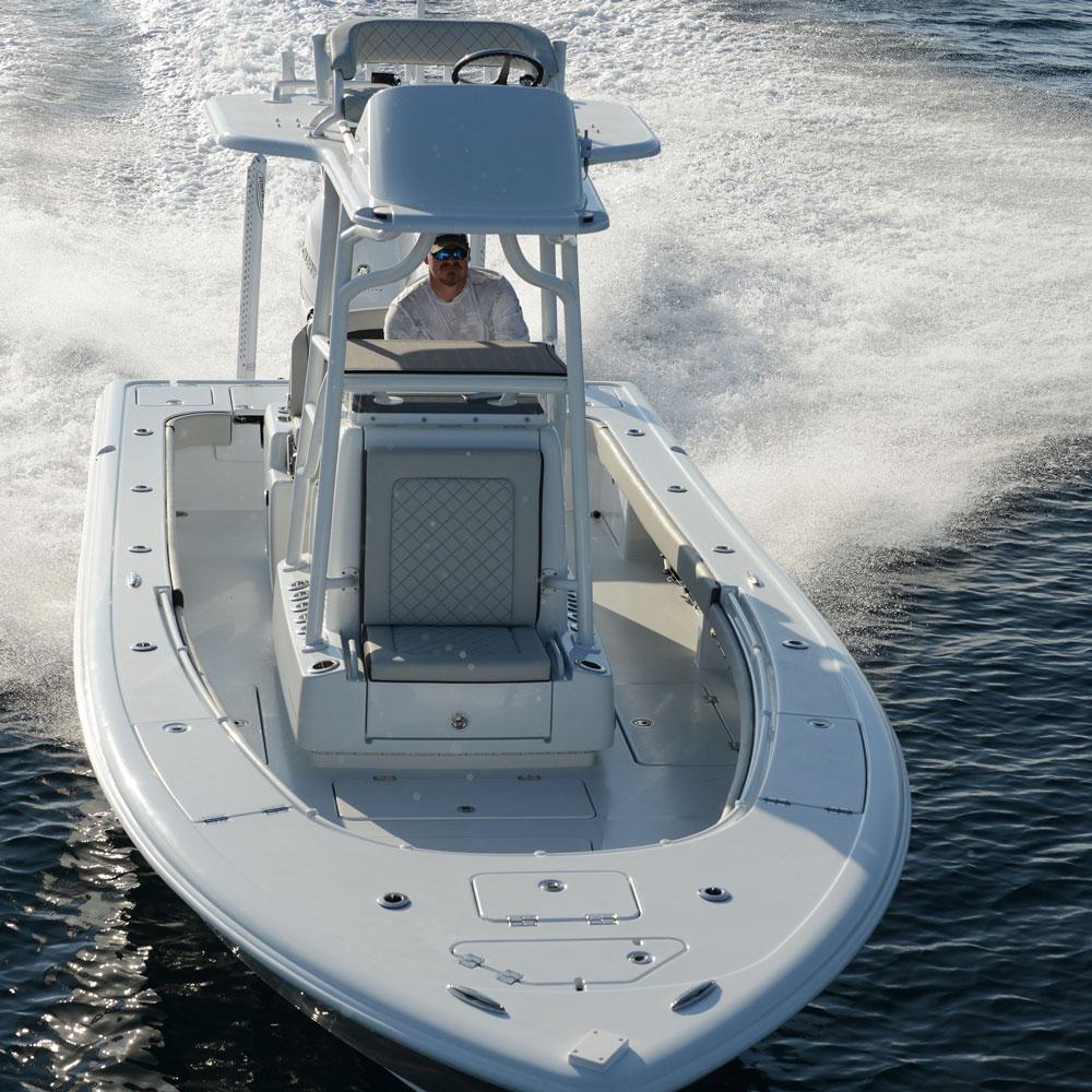 Barker Boatworks Building The Highest Quality Boats