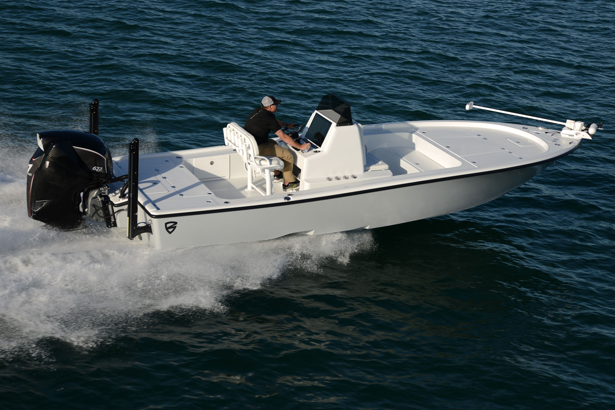 26 Calibogue Bay Barker Boatworks